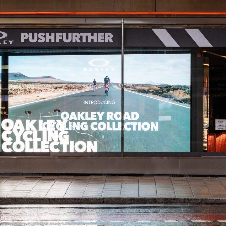 Photo report Oakley in Stoccolma