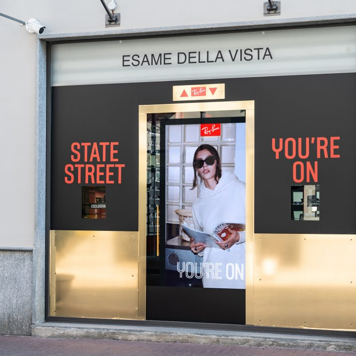 Photo report Ray-Ban in Orbassano