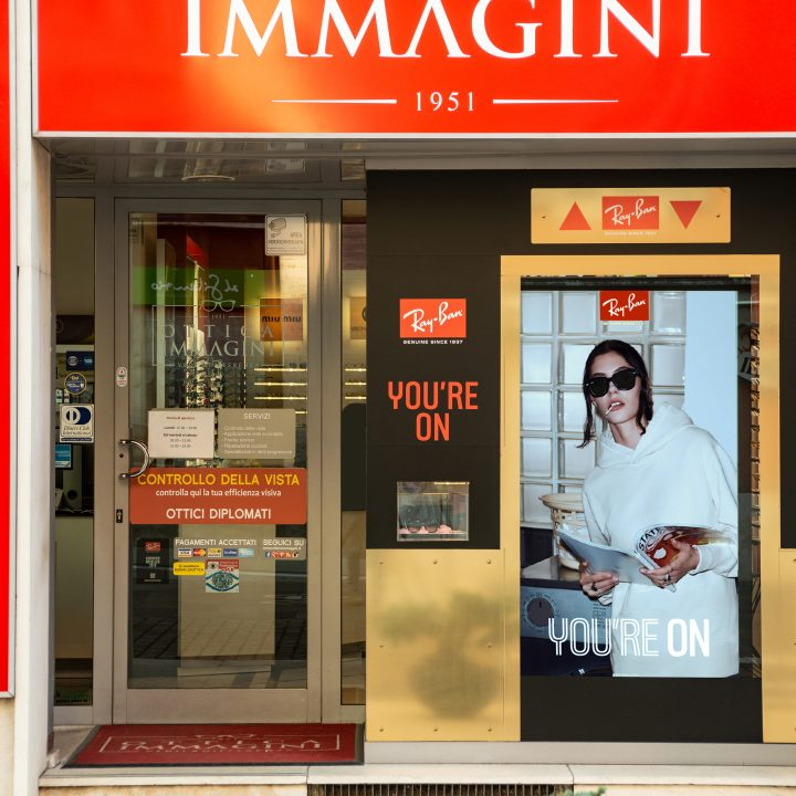 Photo report Ray-Ban in Rovereto