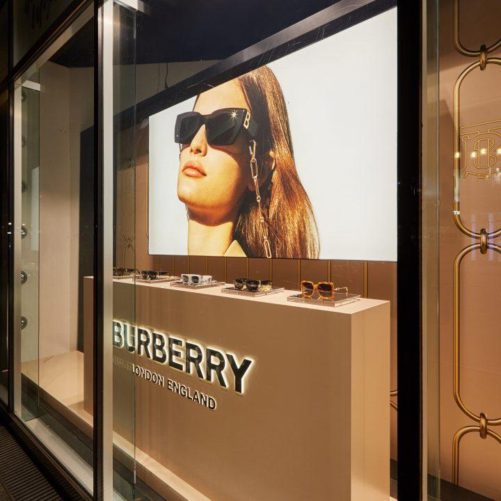 Photo report Burberry in Berlin