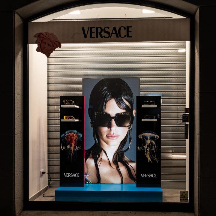 Photo report Versace in Bergamo