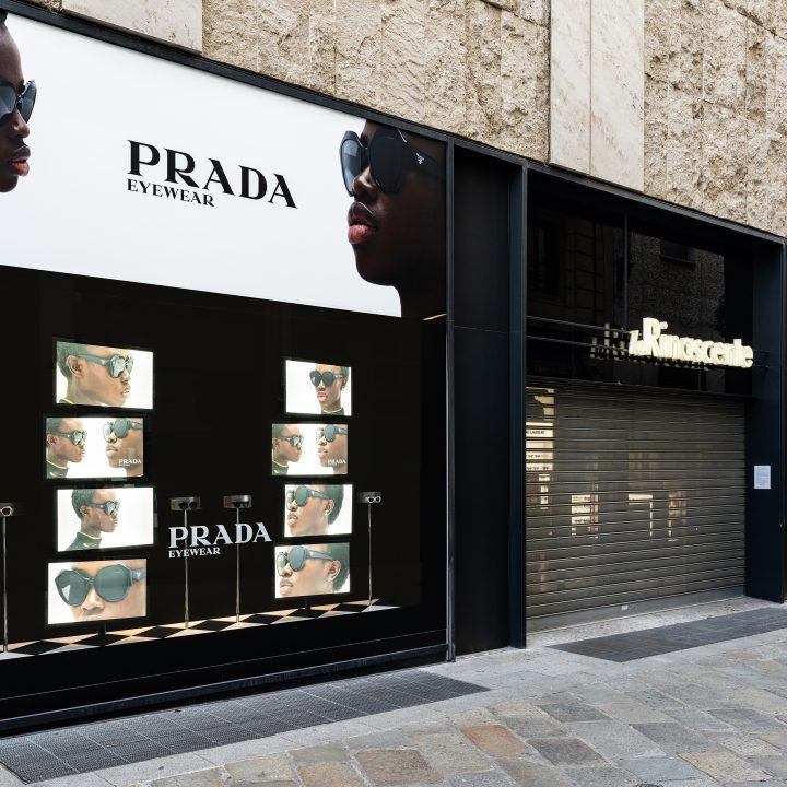 Photo report Prada in Milano