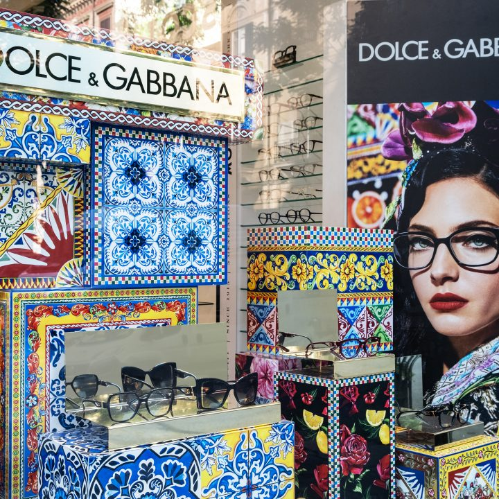 Photo report D&G in Palermo