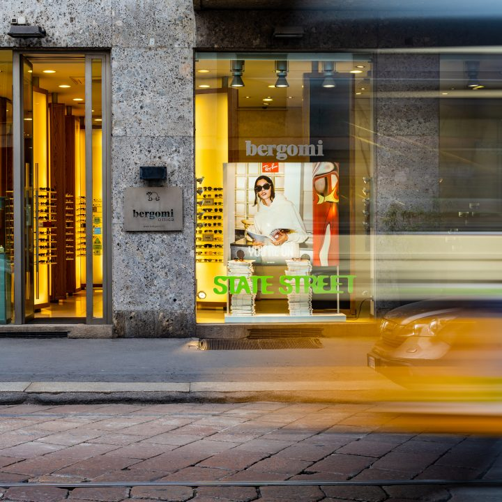 Photo report Ray-Ban in Milano