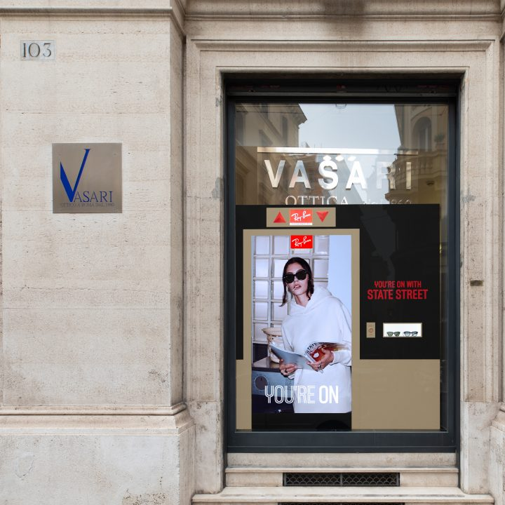 Photo report Ray-Ban in Roma