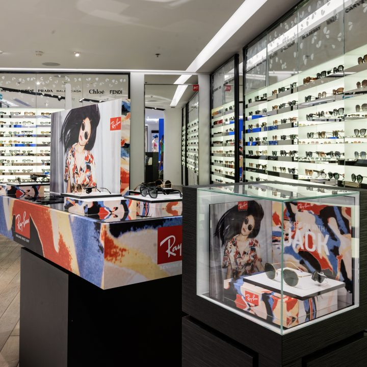 Photo report Ray-Ban in Paris