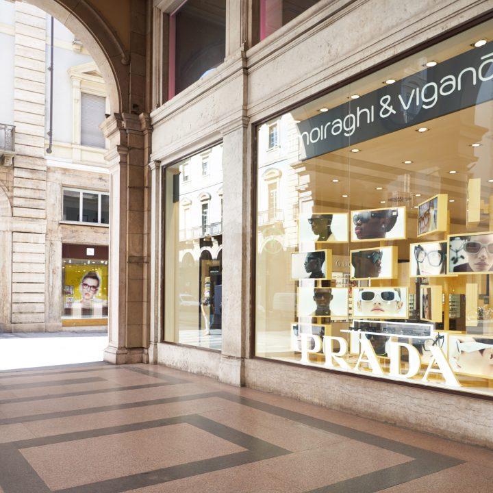 Photo report Prada in Torino