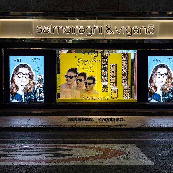 Photo report Vogue in Milano