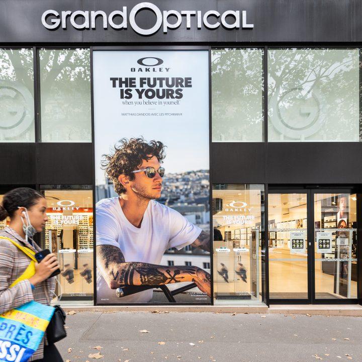 Photo report Oakley in Paris