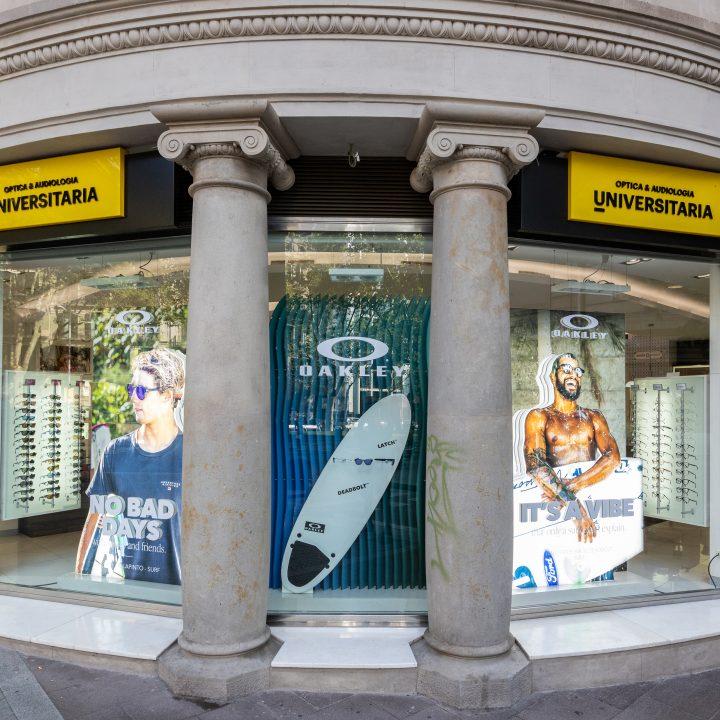 Photo report Oakley in Barcelona
